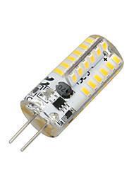 5W G4 LED-maissilamput T 48 SMD 3014 400-500 lm Lämmin valkoinen AC 12 V