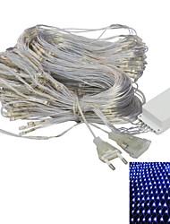 JIAWEN® 2 M 192 ДИП светодиоды Теплый белый / белый / RGB / синий Компонуемый 8 W Гирлянды AC220 V