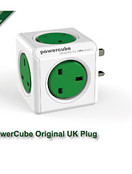 Allocacoc cube d'origine 5 points de prise de courant, UK Plug bande de puissance