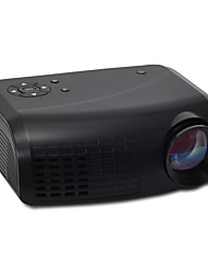 EJIALE® E07 LCD Home Theater Projector VGA (640x480) 500lm LED