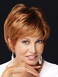 Dream Short Straight Hand Tied Top Human Virgin Remy Female Hair Wig