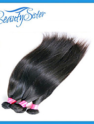 Peruvian Virgin Hair Straight 4 Pcs 7A Unprocessed Virgin Peruvian Straight Hair,Rosa Hair Products Cheap Hair