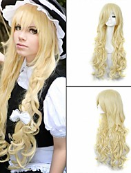 Bang Of  Lovely Cosplay  Sythetic Wigs Hair Extensionas Beautiful Wig
