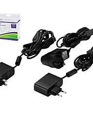 fuente de alimentación enchufe adaptador de cable de CA para Xbox 360 Kinect Sensor