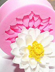 Christmas DIY   LotusFlower Cake Mould