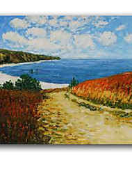 IARTS®Widen Landscape Seaport Beautiful Scenery Wall Art Makes Your Home Shinly Everyday