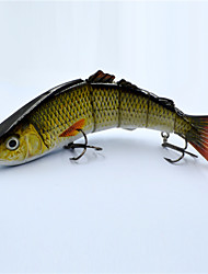 Hot 22 CM 116 G Hard Plastic Multi-jointed Fishing Lures Crank Bait for Pike Muskie Fishing