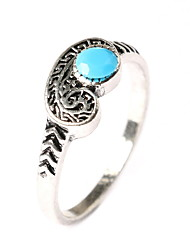 Exquisite Carved Totem Retro Ring Lord of the Rings