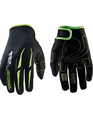 LUGERDA Ghost Claw Gloves Riding a Bicycle Long Finger Mountain Road Bike All The Warm Autumn And Winter Gloves