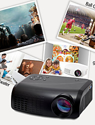 EJIALE® Home Theater Projector 500 Lumens VGA (640x480) LCD E07