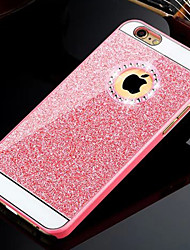 For iPhone 8 iPhone 8 Plus iPhone 5 Case Case Cover Rhinestone Back Cover Case Glitter Shine Hard PC for iPhone 8 Plus iPhone 8 iPhone