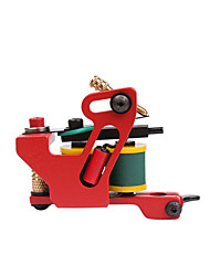 Professional Handmade Tattoo Machine Red Color Shader Machine