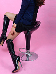 Women's Shoes Sexy 16cm Heel Height Pointed Toe Stiletto Heel Knee High Boots More Colors available