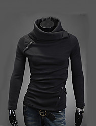 Men's Fashion Turtle Neck Skin The Sweater