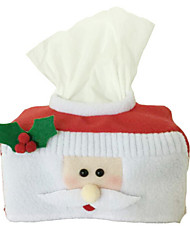 yedan Рождество Санта-Клаус коробка ткани