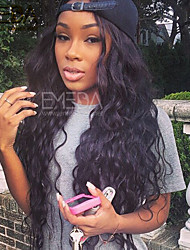New Fashion Human Hair Full Lace Wigs Unprocessed Brazilian Virgin Hair Lace Front Wigs For Black Women Party Wigs