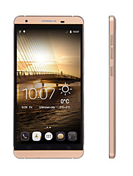 "CUBOT X15 5.5 "" Android 5.1 Smartphone 4G (Dual SIM Quad Core 13 MP 2GB + 16 GB Oro / Blanco)"