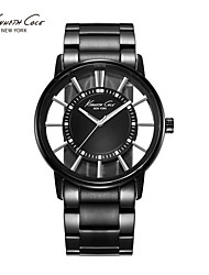 Fashion Men Watch Steel Quality Waterproof Wrist Watch Quartz Watch