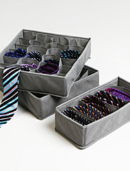 Storage Boxes / Storage Bags Nonwovens withFeature is Open , For Underwear / Cloth