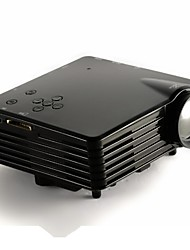 vivibright® micro-projector emp-serie gp7s, met HDMI / USB / SD / video allemaal in één voor video game