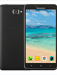 "Lenovo Straight 5.5 "" Android 4.4 Smartphone 4G (Dual SIM Quad Core 8 MP 1GB + 8 GB Negro)"
