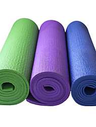 PVC Yoga Mats  Odor Free / Sticky / Eco Friendly / Waterproof / Quick dry  6 Blue / Green / Dark Purple LEFAN