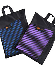 Sunland Microfiber Sports Towel Fast Drying Travel Camping Towel and Yoga Towels 16 Inchx 32 Inch 2 Pack