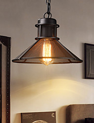 Pendant Lights Mini Style Retro Living Room / Dining Room / Study Room/Office / Game Room /Garage Metal