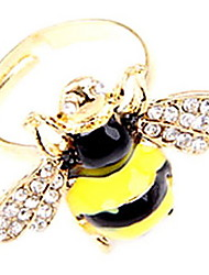 Korean Fashion Open Bees Ring