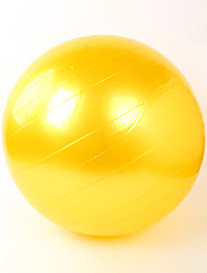 95cm Fitness Ball PVC Yellow / Red / Pink / Gray / Blue / Purple Unisex Also Kang