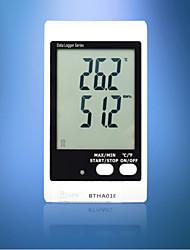 bside btha01e tempereature регистратор данных влажности с большим дисплеем и звук световую сигнализацию (чувство снаружи)