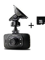 "Oldshark® GS8000L FUll HD1080P  2.7"" Car DVR Camera Video HDMI Camcorder+16 GB High Speed Memory Card"
