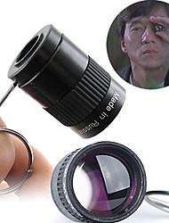 2.5x 17.5 mm Monoculaire Générique / Haute Définition / Taille Compacte Jumelles zoom Noir