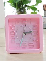 rt grande relógio digital estereoscópica