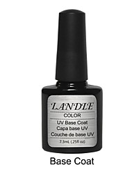 LANDLE Soak Off UV Nail Gel Base Gel Foundation LED Manicure Gel