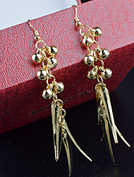 Top Quality European Style Beads Shape Drop Earrings for Wedding Party