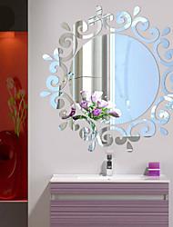 Formen / 3D Wand-Sticker Spiegel Wandsticker , PS 46*46cm