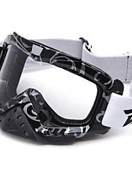 motocross moto snowboard occhiali protettivi goggle con protezione naso
