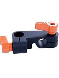 Sevenoak SK-C01A 15mm Connect Adapter Connector Rod Adapter Support System for DSLR Shoulder Rig