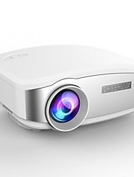 Cheerlux® C6 HD Mini Portable LED Projector For Home Theater Cinema Movie Night Video TV Gaming Kids Toy MHL