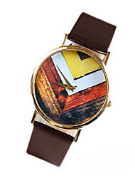 Vintage Geometric Pattern Watch For Women wrist watches Cool Watches Unique Watches