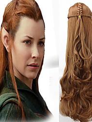 High Quality Hobbit Elf Women Tower, Cosplay Anime Wigs