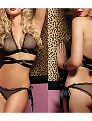 Sexy Damen BHs & Höschen Set ( Netz )