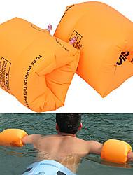 natação anel de natação acessório aprendizagem universal salvar coletes salva-vidas bóia de vida mais espessa flotação airbags