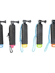 Floating Grip Slide-Proof Monopod for GoPro Hero 3 / 3+ / 4 / SJ4000 / Xiaomi yi