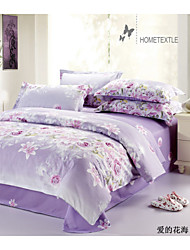 Yuxin®AB Edition Cotton Twill 4 piece Cotton Bedding Suite    1.2m Bed/1.5m-1.8m Bed/2.0m  Bed   Bedding Set