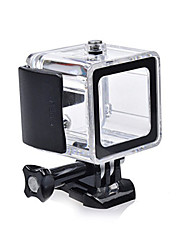 Accessories For GoPro,Smooth Frame Protective Case Lens Cap Monopod Tripod Waterproof Housing Mount/HolderWaterproof Convenient All in