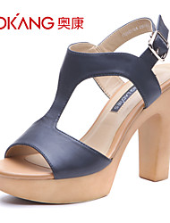 Aokang® Women's Leatherette Sandals - 132825124