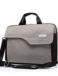 Fashion Big Capacity 15.6 inch Laptop Briefcase Waterproof Shockproof Shoulder Handle Bag for Macbook/HP/sony