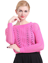 Women's Casual Fashion Warm Top Sweater